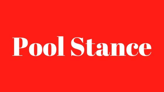 The Pool Stance – How To Stand When Playing Pool.