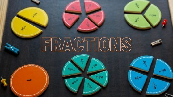 fractions in pool